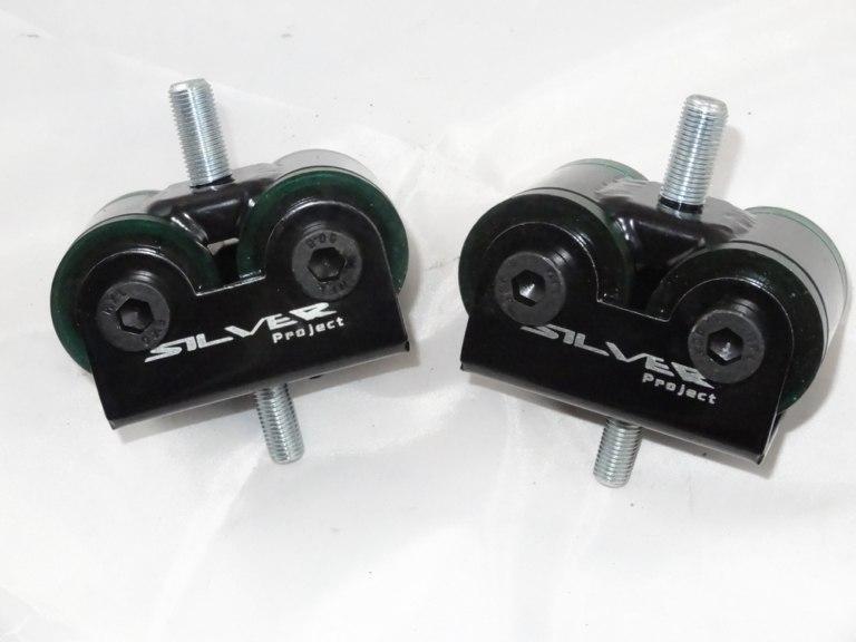 Poduszki silnika do Nissan 200sx S12 FJ20 - GRUBYGARAGE - Sklep Tuningowy